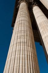 colonnes du Panthéon à Paris