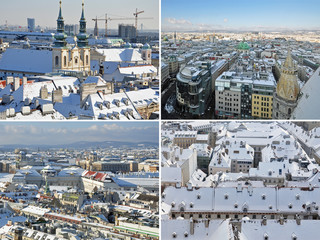 winter in wien