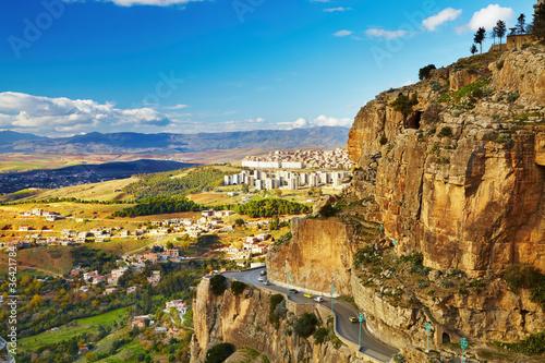 Staande foto Algerije City of Constantine, Algeria