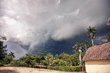 Fototapeta Cloudscape - kokos - Burza / Burza z piorunami