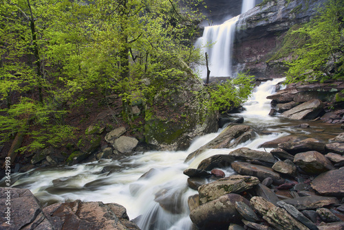 Kaaterskill waterfall