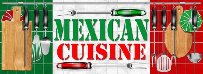 Mexican cuisine - Cocina mexicana