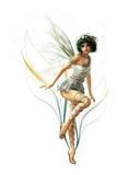 Fototapete Clipart - Fairy - 3D-Bilder