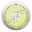 "Light Colored Icon (Yellow) ""Caving / Spelunking"""