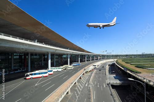 flight arrival - 36440146