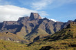 Drakensberg mountains, Royal Natal N/P, South Africa