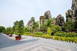 Dai Nam Temples and Safari Park in Vietnam poster