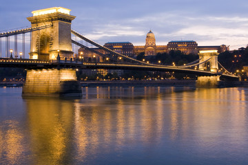 Budapest at night 7