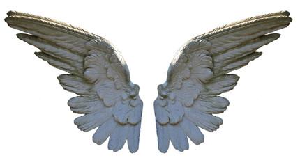 Stone Angel Wings