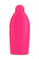 Bottle of pink