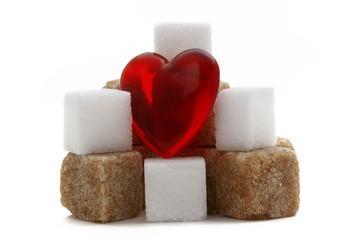 Zucker mit Herz - Gesundheit