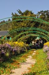 Jardin et maison Claude Monet à Giverny