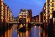 Wasserschlösschen Speicherstadt Hamburg