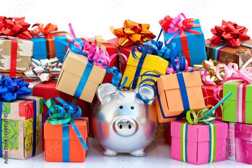 Budget pour cadeaux