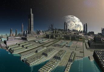 Alien Planet Gora 02