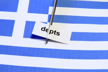 Schuldenschnitt für Griechenland