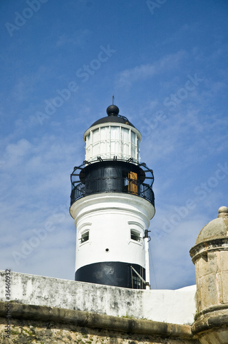 lighthouse in salvador