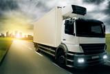 Fototapety Fast Truck