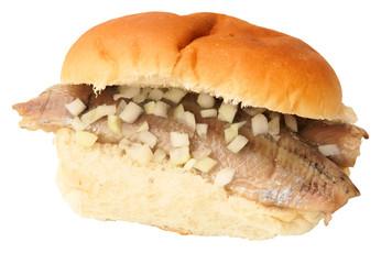 Dutch sandwich herring