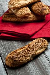 biscotti al sesamo - reginelle