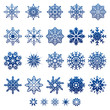 Snow Flake Icon Set