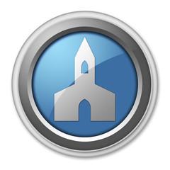 """3D Style Button """"Chapel"""""""