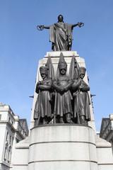 Cimean War Memorial at Waterloo Place