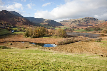 Little Langdale Tarn, Lake District, Cumbria