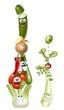 pila di verdure 2