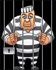 Captured prisoner
