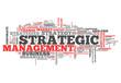 "Word Cloud ""Strategic Management"""
