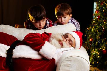 Christmas amazement