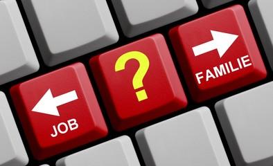 Job oder Familie - Oder beides?
