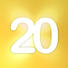 20 celebration