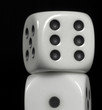 dice closeup