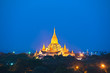 Ananda temple in bagan, Myanmar. .