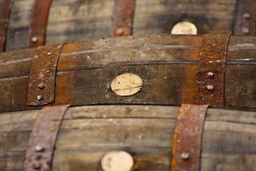 Whisky Barrels V