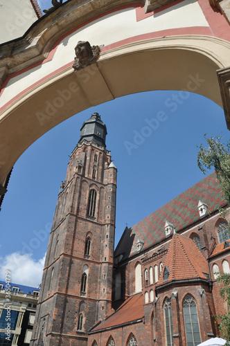 Breslau, Wroclaw, Elisabethkirche © Buesi