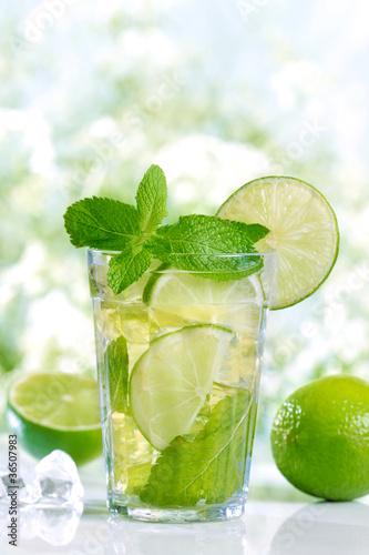 Mojito cocktail - 36507983