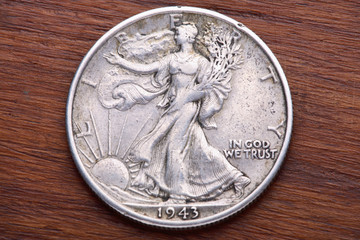 Walking Liberty Half Dollar Coin