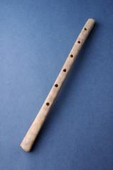 Visigothic flute made of bone.