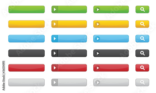 Gloss Buttons - 36514911