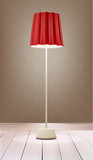 Floor Lamp Red