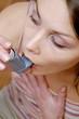femme asthmatique