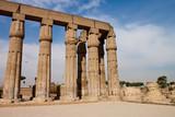 Colonne del Tempio di Luxor