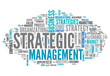 "Word Cloud ""Strategic Management"""