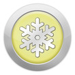 "Light Colored Icon (Yellow) ""Winter Recreation"""