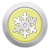 "Light Colored Icon (Yellow) ""Winter Recreation"""