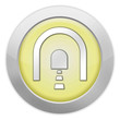 "Light Colored Icon (Yellow) ""Tunnel"""