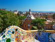 Park Guell , Barcelona - Spain